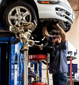 BMW mechanic Austin